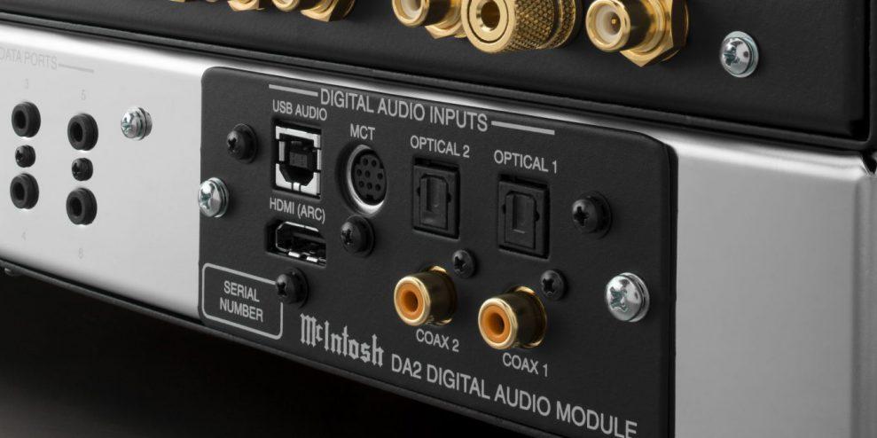 McIntosh DA2 giver bedre lyd