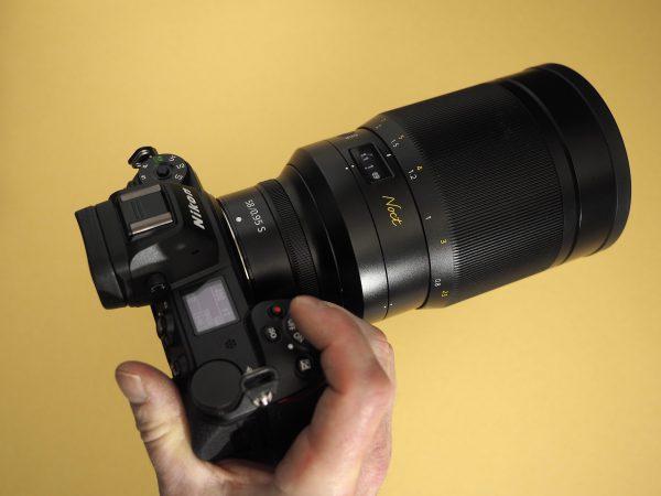 Nikon Nikkor Z 58 mm f/0.95 S Noct