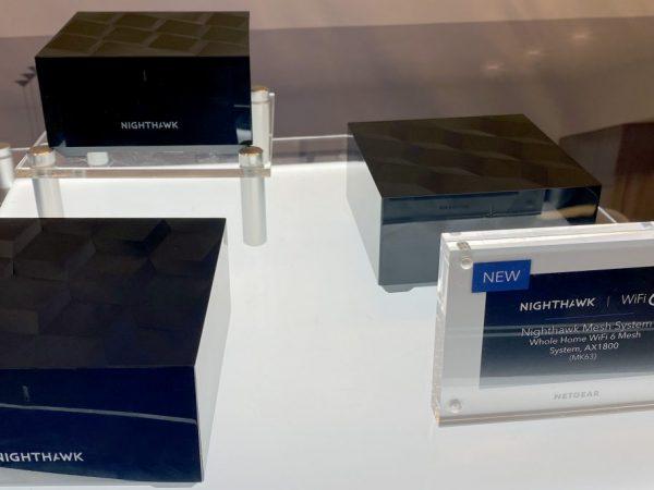 Prisbilligt Nighthawk Wi-Fi 6 mesh-netværk