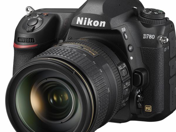 Nikon D780 låner fra det spejlløse Nikon Z6