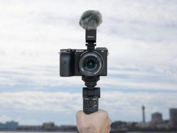 Fjernbetjening til Sony-kameraer